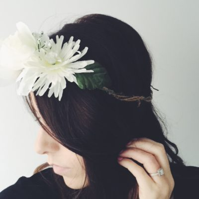 DIY | Flower Crown