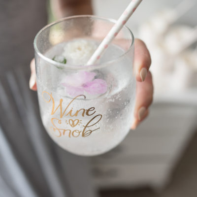 FLORAL ICE CUBES | D.I.Y