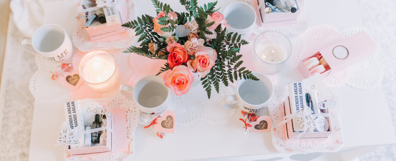 Celebrate Your Galentine {Brunch Party}
