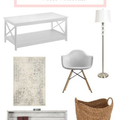 Living Room Essentials | WayFair