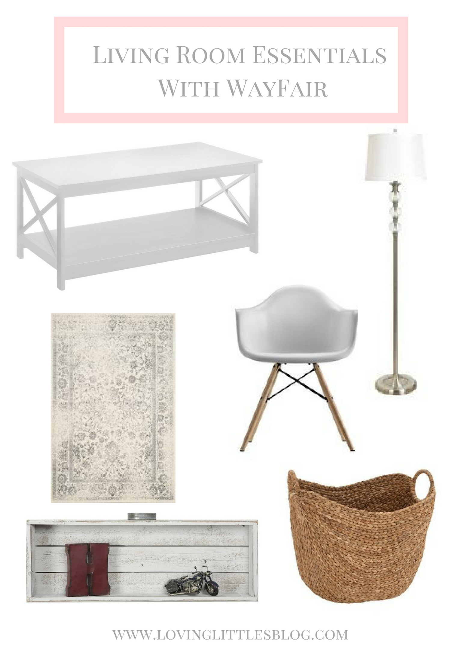 Way Fair Wayfair Living Room Essentials Loving Littles