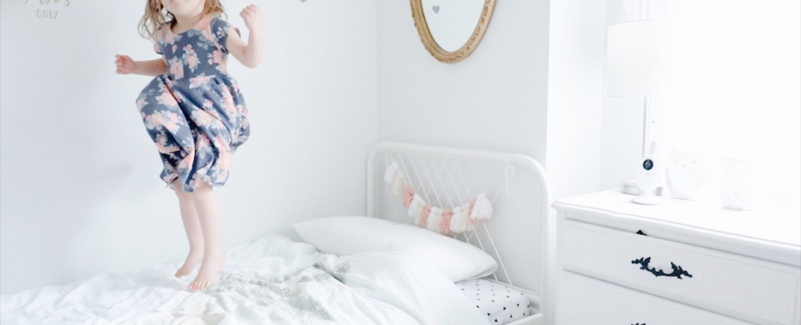 Creating a Sense of Independence with Avent Digital Baby Monitor | GIVEAWAY