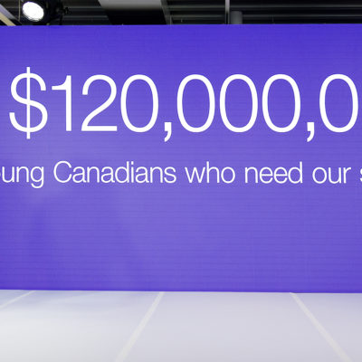 TELUS is giving kids across Canada a brighter future with the Friendly Future Foundation