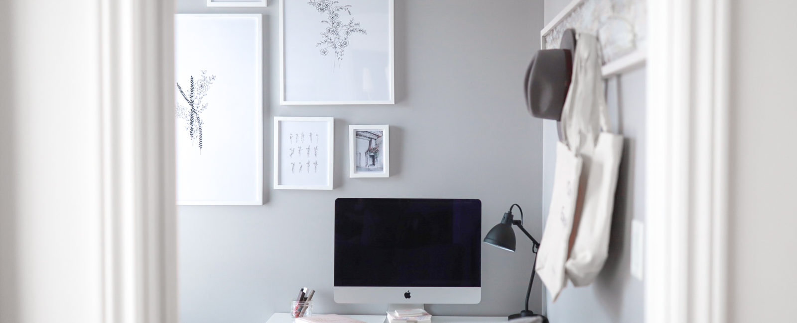 Creating A Cozy Office Space