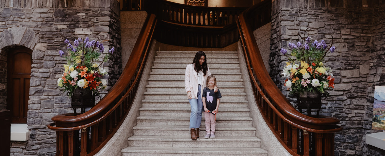 Fairmont Banff Springs Family Destination Home Away From Home
